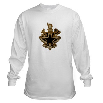 almc - A01 - 03 - DUI - Army Logistics Management College - Long Sleeve T-Shirt