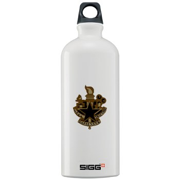almc - M01 - 03 - DUI - Army Logistics Management College - Sigg Water Bottle 1.0L