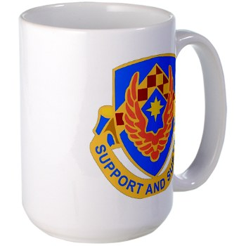 als - M01 - 03 - DUI - Aviation Logistics School - Large Mug