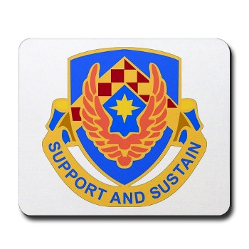 als - M01 - 03 - DUI - Aviation Logistics School - Mousepad