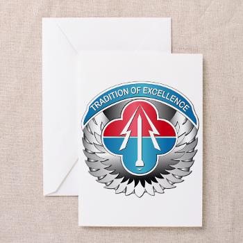 AMLCMC - M01 - 02 - Aviation and Missile Life Cycle Management Command - Greeting Cards (Pk of 10)