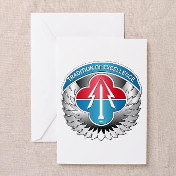 AMLCMC - M01 - 02 - Aviation and Missile Life Cycle Management Command - Greeting Cardrds (Pk of 20)