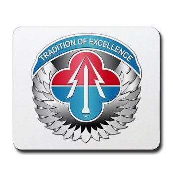 AMLCMC - M01 - 03 - Aviation and Missile Life Cycle Management Command - Mousepad