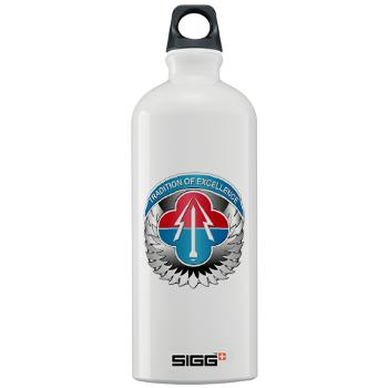 AMLCMC - M01 - 03 - Aviation and Missile Life Cycle Management Command - Sigg Water Bottle 1.0L
