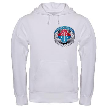 AMLCMC - A01 - 04 - Aviation and Missile Life Cycle Management Command - Hooded Sweatshirt