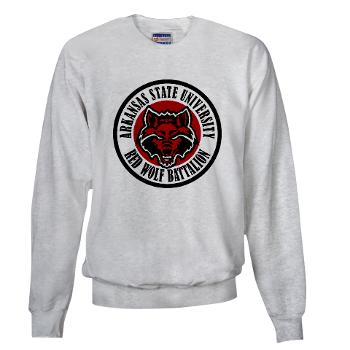 arksun - A01 - 03 - SSI - ROTC - Arkansas State University - Sweatshirt