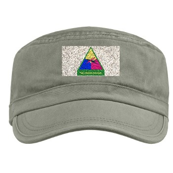 armorschool - A01 - 01 - DUI - Armor Center/School Military Cap