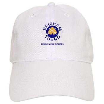 byu - A01 - 01 - SSI - ROTC - Brigham Young University with Text - Cap