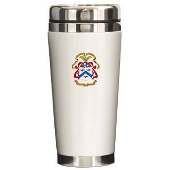 cgsc - M01 - 03 - DUI - Command and General Staff College Ceramic Travel Mug