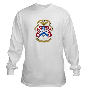 cgsc - A01 - 03 - DUI - Command and General Staff College Long Sleeve T-Shirt