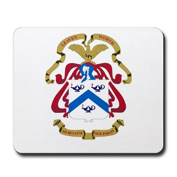 cgsc - M01 - 03 - DUI - Command and General Staff College Mousepad