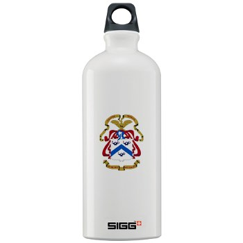 cgsc - M01 - 03 - DUI - Command and General Staff College Sigg Water Bottle 1.0L