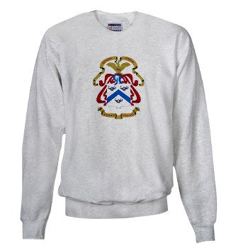 cgsc - A01 - 03 - DUI - Command and General Staff College Sweatshirt