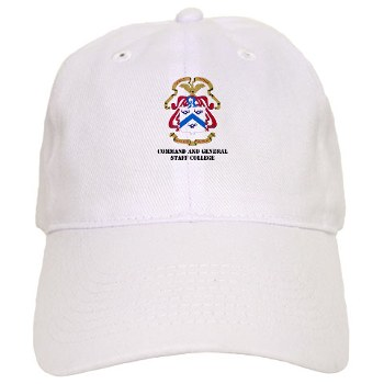 cgsc - A01 - 01 - DUI - Command and General Staff College with Text Cap