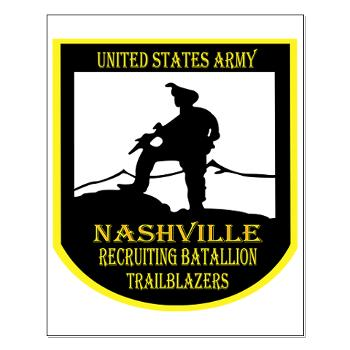 NRB - M01 - 02 - DUI - Nashville Recruiting Battalion - Large Poster
