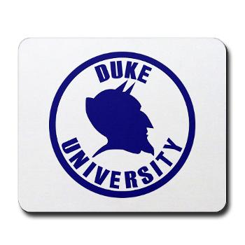 duke - M01 - 03 - SSI - ROTC - Duke University - Mousepad