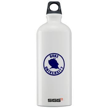 duke - M01 - 03 - SSI - ROTC - Duke University - Sigg Water Bottle 1.0L