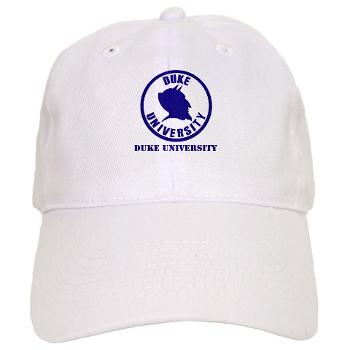 duke - A01 - 01 - SSI - ROTC - Duke University with Text - Cap