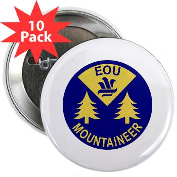 "eou - M01 - 01 - SSI - ROTC - Eastern Oregon University - 2.25"" Button (10 pack)"