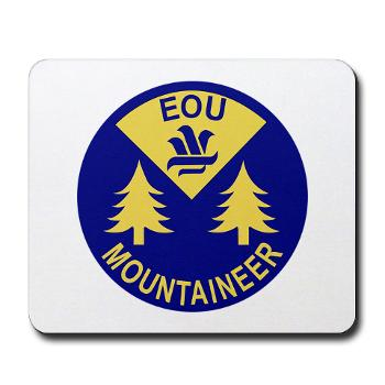 eou - M01 - 03 - SSI - ROTC - Eastern Oregon University - Mousepad