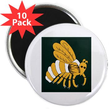 "gatech - M01 - 01 - SSI - ROTC - Georgia Institute of Technology - 2.25"" Magnet (10 pack)"