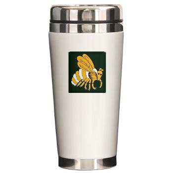 gatech - M01 - 03 - SSI - ROTC - Georgia Institute of Technology - Ceramic Travel Mug