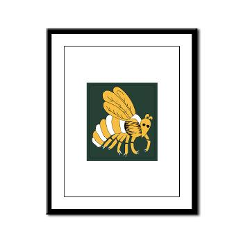 gatech - M01 - 02 - SSI - ROTC - Georgia Institute of Technology - Framed Panel Print
