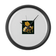 gatech - M01 - 03 - SSI - ROTC - Georgia Institute of Technology - Large Wall Clock