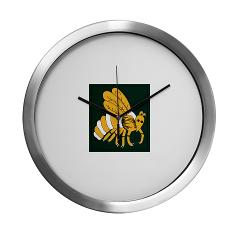 gatech - M01 - 03 - SSI - ROTC - Georgia Institute of Technology - Modern Wall Clock