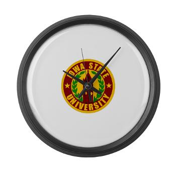 iastate - M01 - 03 - SSI - ROTC - Iowa State University - Large Wall Clock