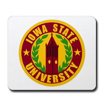 iastate - M01 - 03 - SSI - ROTC - Iowa State University - Mousepad