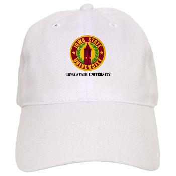 iastate - A01 - 01 - SSI - ROTC - Iowa State University with Text - Cap