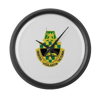 icon - M01 - 03 - DUI - Intelligence Center/School - Large Wall Clock