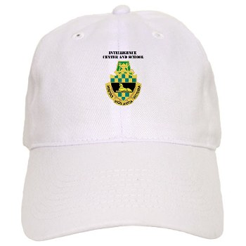 icon - A01 - 01 - DUI - Intelligence Center/School with Text - Cap