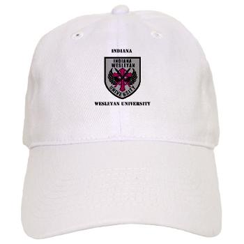 indwes - A01 - 01 - SSI - ROTC - Indiana Wesleyan University with Text - Cap