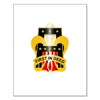 1A - M01 - 02 - DUI - First United States Army Small Poster
