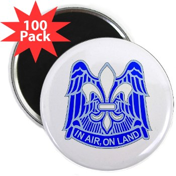 "82DV - M01 - 01 - DUI - 82nd Airborne Division 2.25"" Magnet (100 pack)"