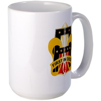 1A - M01 - 03 - DUI - First United States Army Large Mug
