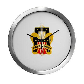 1A - M01 - 03 - DUI - First United States Army Modern Wall Clock