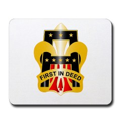 1A - M01 - 03 - DUI - First United States Army Mousepad
