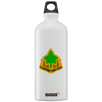 4ID - M01 - 03 - DUI - 4th Infantry Division Sigg Water Bottle 1.0L