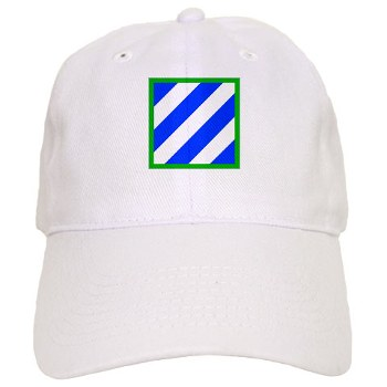 3ID - A01 - 01 - SSI - 3rd Infantry Division Cap