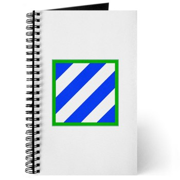 03ID - M01 - 02 - SSI - 3rd Infantry Division Journal