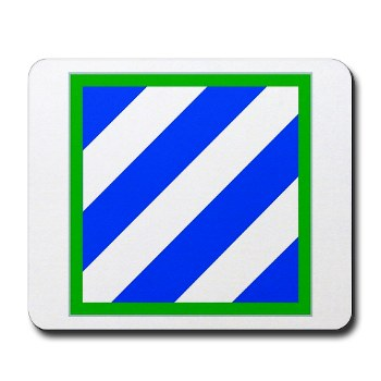 03ID - M01 - 03 - SSI - 3rd Infantry Division Mousepad