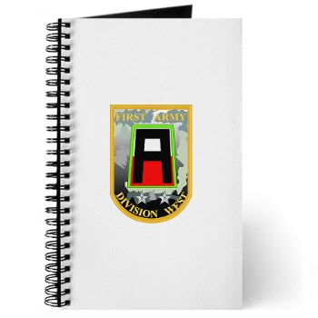01AW - M01 - 02 - SSI - First Army Division West Journal