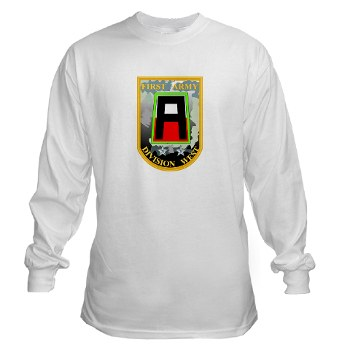 01AW - A01 - 03 - SSI - First Army Division West Long Sleeve T-Shirt