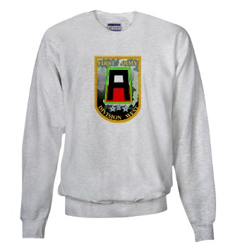 01AW - A01 - 03 - SSI - First Army Division West Sweatshirt