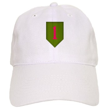 1ID - A01 - 01 - SSI - 1st Infantry Division Cap