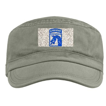 18ABC - A01 - 01 - SSI - XVIII Airborne Corps Military Cap