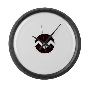missouristate - M01 - 03 - SSI - ROTC - Missouri State University - Large Wall Clock